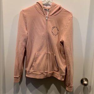 Great condition pink hoodie